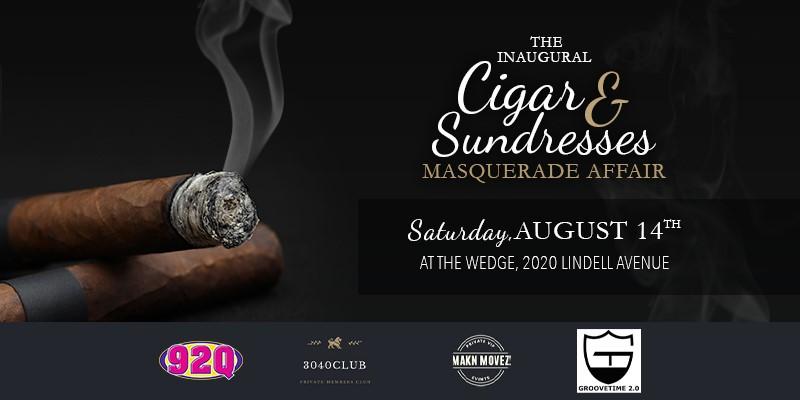 Cigar & Sundresses Masquerade Affair