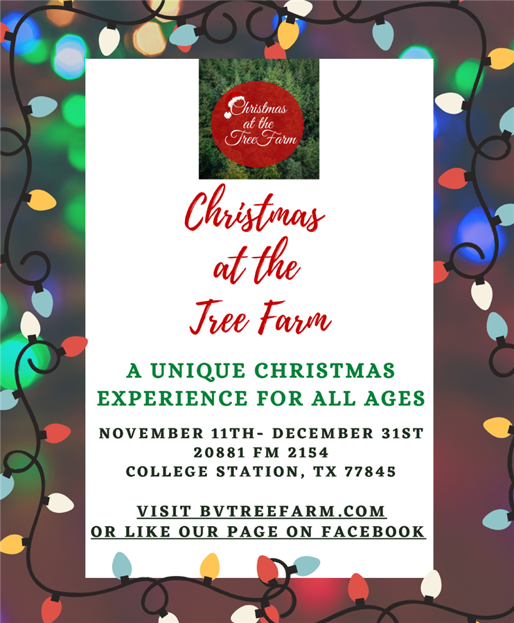 Get Information and buy tickets to Christmas at the Tree Farm 2021 Season Passes for Hayride on Christmas at the Tree Farm