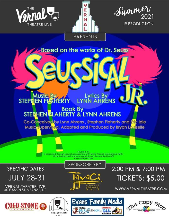 Seussical JR Thu July 29