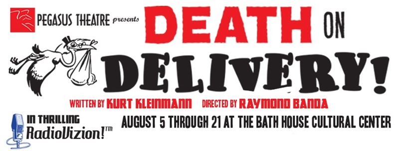 Death on Delivery! in RadioVizion