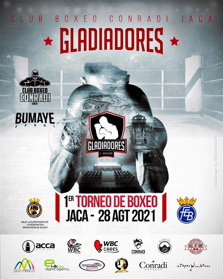 Club Boxeo Conradi Jaca Presenta: