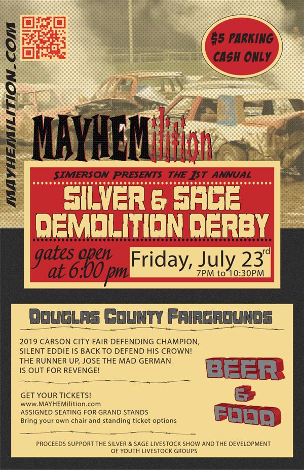 Douglas County Demolition Derby