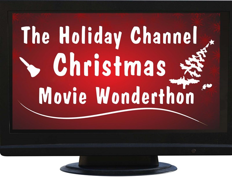 Get Information and buy tickets to Holiday Channel Christmas Movie Wonderthon  on Clarksville Community Players,