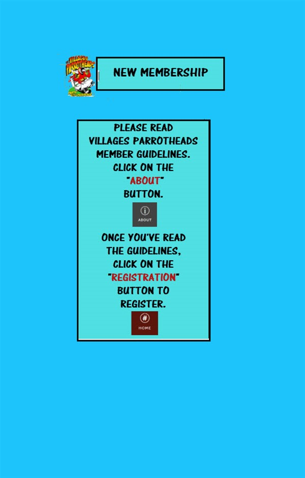 VILLAGES PARROTHEADS- 2022 MEMBERSHIPS (Archived)