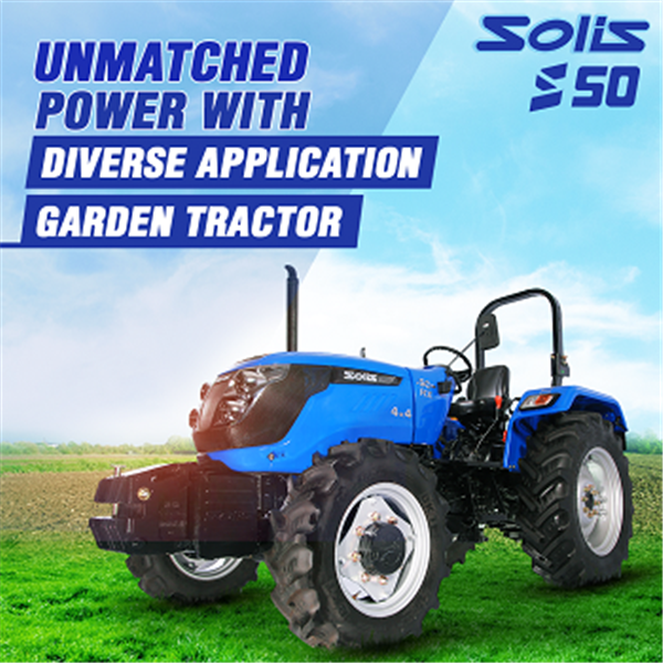 Join Us - The Most Powered Productivity Garden Tractor