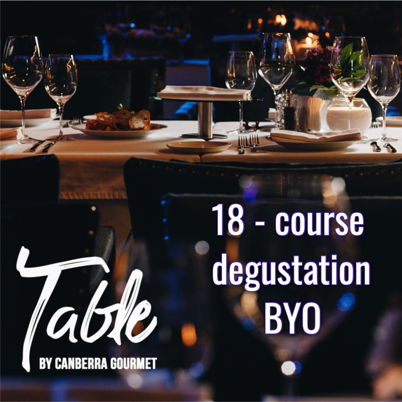 TABLE by Canberra Gourmet at The Truffle Farm