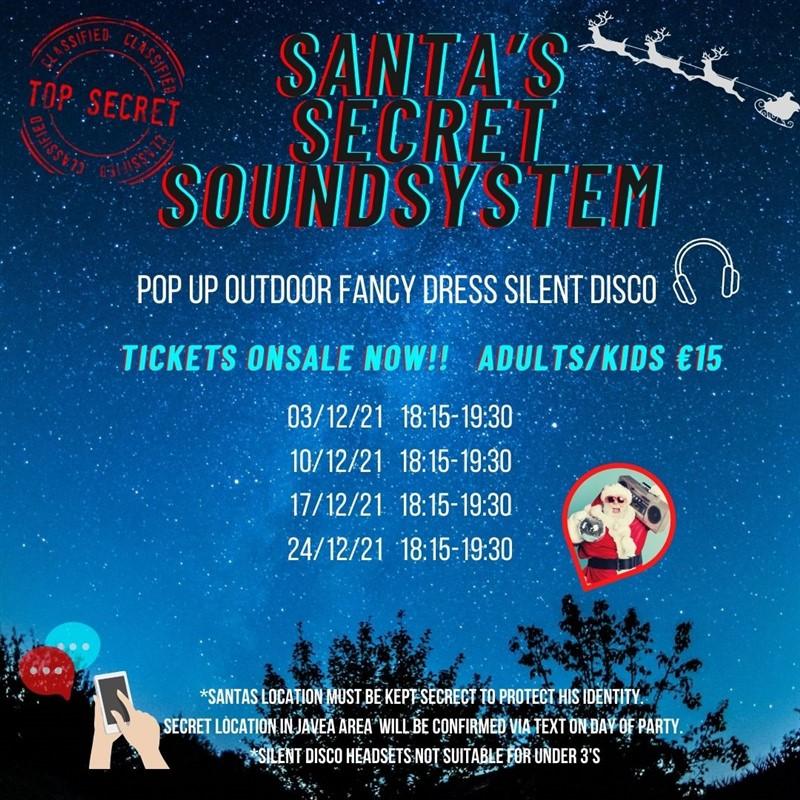 Santa's Secret Sound System