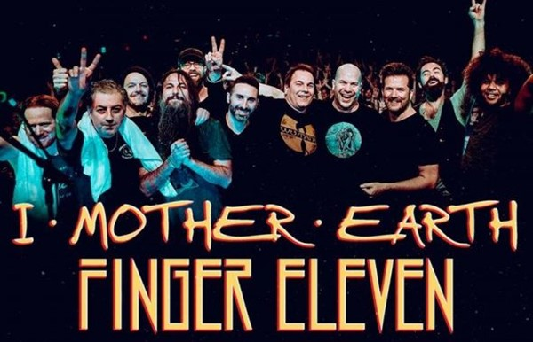 Get Information and buy tickets to Finger Eleven & I Mother Earth  on www.KamTix.ca