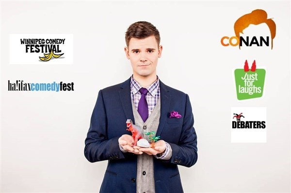 Get Information and buy tickets to IVAN DECKER w/ The Freudian Slips 7pm SHOW ONLY on www.KamTix.ca