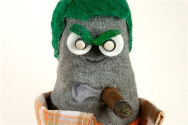 "Get Information and buy tickets to Ed The Sock ""War On Stupid"" Tour on www.KamTix.ca"