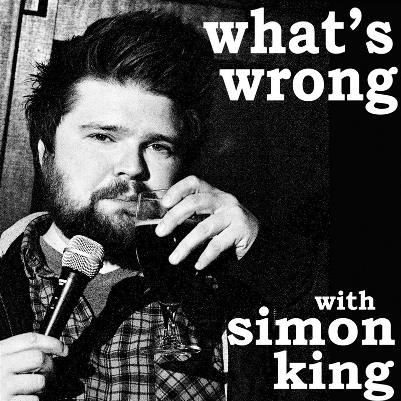 Get Information and buy tickets to Atta Boy BBQ COMEDY SHOW w/ Simon King on www.KamTix.ca