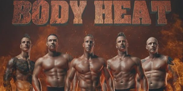 Get Information and buy tickets to Body Heat Male Dancers on www.KamTix.ca