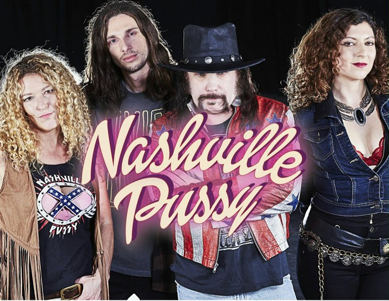 Get Information and buy tickets to Nashville Pussy w/ Don Jamieson & Soundcity Hooligans on www.KamTix.ca