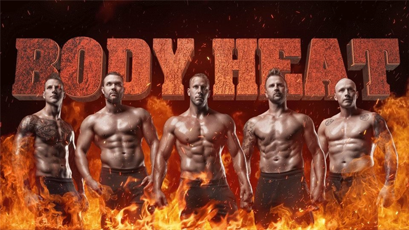 Get Information and buy tickets to Body Heat  on www.KamTix.ca