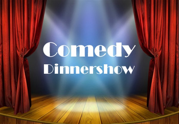 Get Information and buy tickets to Dinner & Comedy Show w/ Efthimios Nasiopoulos on www.KamTix.ca