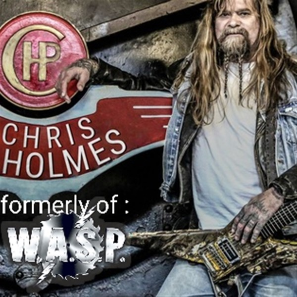 Chris Holmes (formerly of W.A.S.P.)