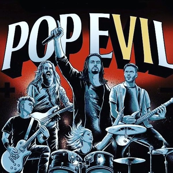 Get Information and buy tickets to Pop Evil The Versatile Tour on www.KamTix.ca