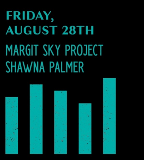 Get Information and buy tickets to Music In The (Wildlife) Park w/ Margit Sky Project & Shawna Palmer on www.KamTix.ca