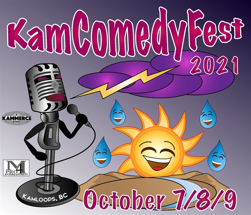Get Information and buy tickets to KamComedyFest : VIP Festival Pass Package INCLUDES Best Kind Comedy Tour Show!! on www.KamTix.ca