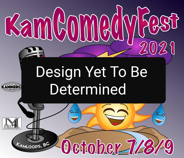 KamComedyFest T-Shirt