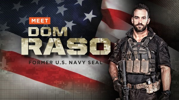 Get Information and buy tickets to Harden Your Will workout with Dom Raso to benefit the SEAL Future Fund on Cleveland Honors Our Heroes