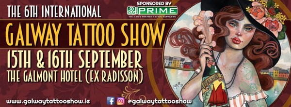 Get Information and buy tickets to Galway Tattoo Show  on Galway Tattoo Show