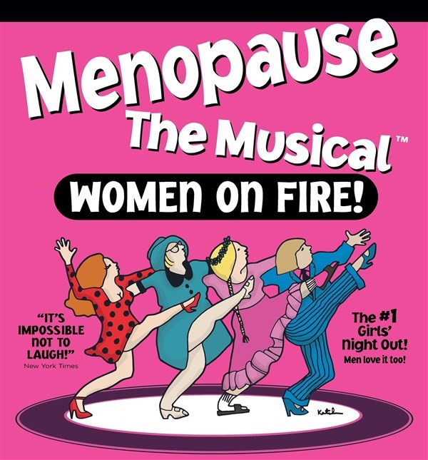 "Get Information and buy tickets to 'Menopause The Musical - Women on Fire' It's the hilarious celebration of women and ""the change"". on Gympie Box Office"