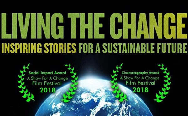Get Information and buy tickets to Living the Change Living the Change explores solutions to the global crises we on Gympie Box Office