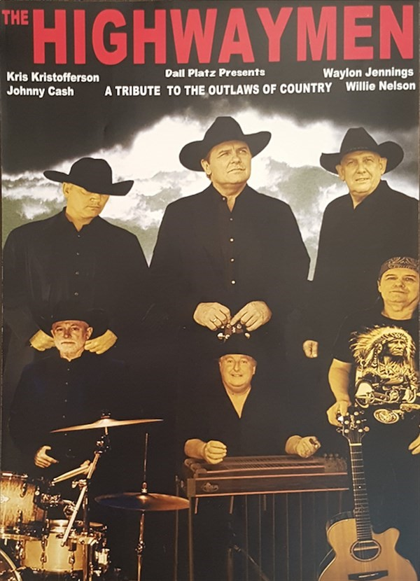 Get Information and buy tickets to THE HIGHWAY MEN TRIBUTE SHOW on Gympie Box Office