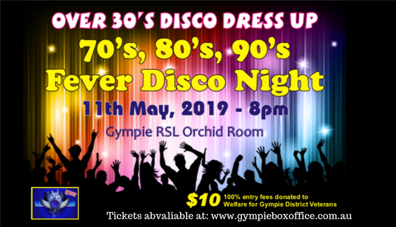 Get Information and buy tickets to Fever Disco Night, 70