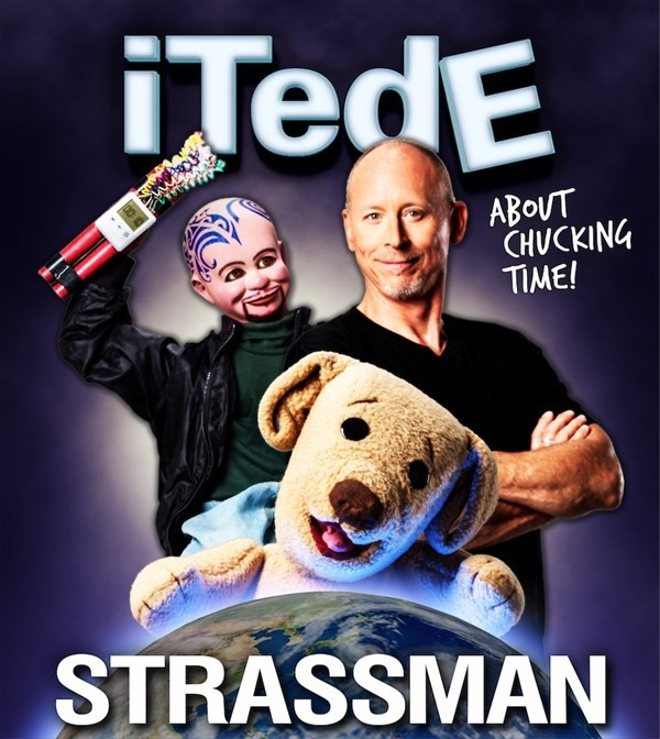 "Get Information and buy tickets to Strassman's ""iTedE"" It"