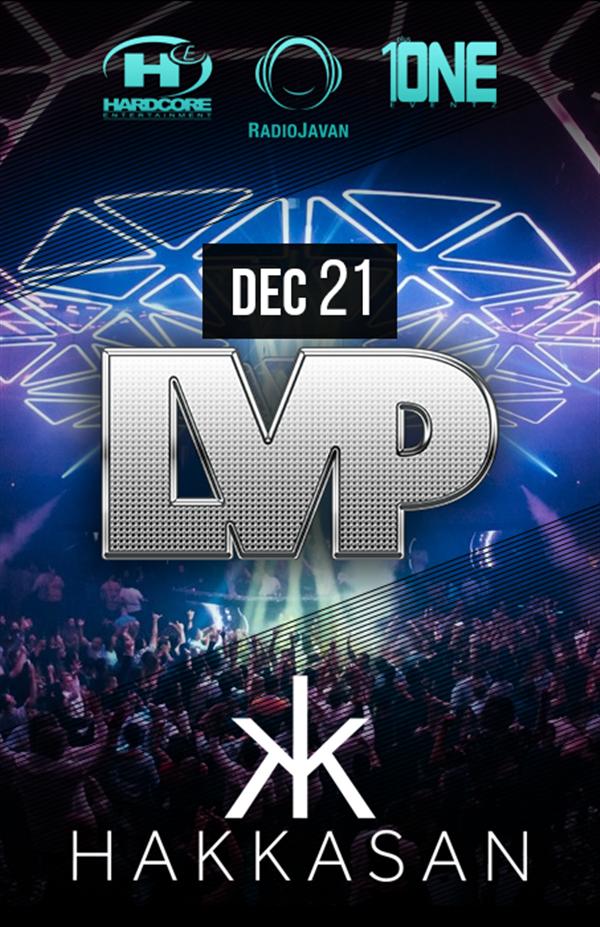 Get Information and buy tickets to Night 1: Saturday, Dec 21 @ HAKKASAN Nightclub Las Vegas Parties 2019 on HARDCORE & PLUS ONE