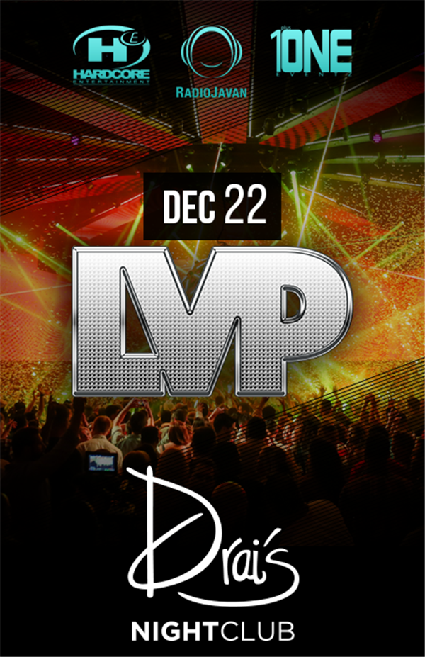 Get Information and buy tickets to Night 2: Sunday, Dec 22 @ DRAI