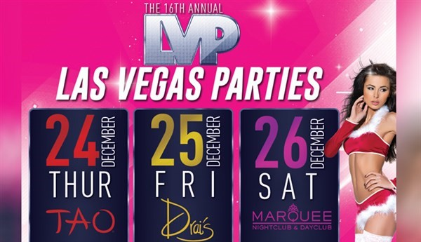 Get Information and buy tickets to LAS VEGAS 2015 Clubs & After Parties (DEC 24, 25, 26) Clubs & After Parties (DEC 24, 25, 26) on HARDCORE & PLUS ONE