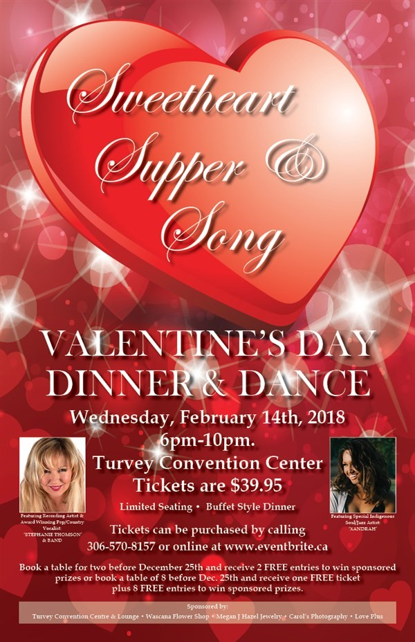 Get Information and buy tickets to Valentine