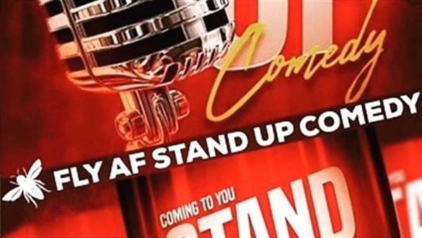 Get Information and buy tickets to FLY AF STAND UP COMEDY 2 Sorry this event is cancelled on Turvey Convention Center