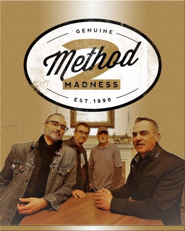 Get Information and buy tickets to Method to Madness  on Turvey Convention Center