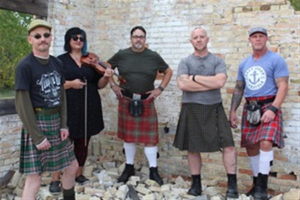 Get Information and buy tickets to TILTED KILTS HALLOWEEN PARTY 1 on Turvey Convention Center