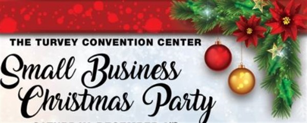 Get Information and buy tickets to Small Business Christmas Party The New Montagues on Turvey Convention Center