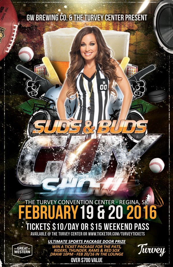 Get Information and buy tickets to Suds & Buds Guy Show  on Turvey Convention Center