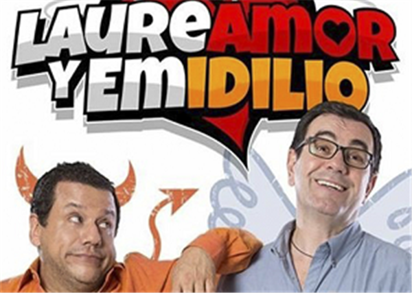 Get Information and buy tickets to Emidilio y Laureamor en Calgary  on www.jokerentertainment.ca