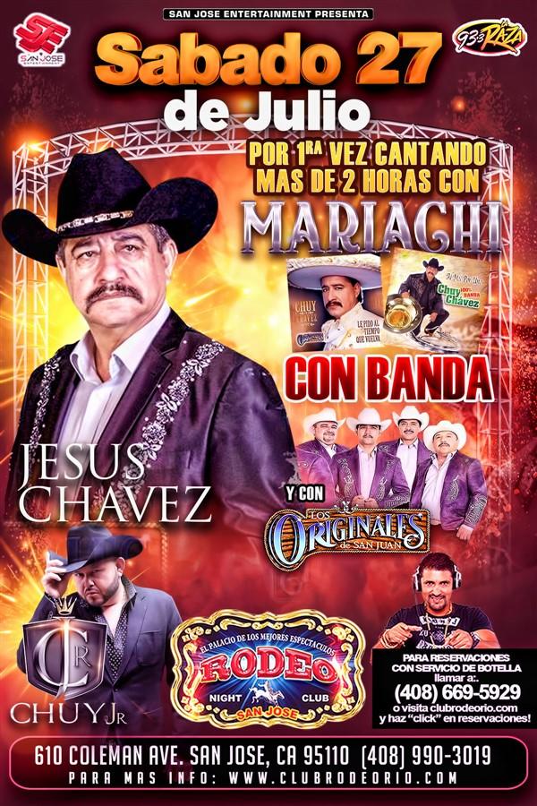 Get Information and buy tickets to Los Originales de San Juan Con Banda,Mariachi y Los Originales de San Juan on clubrodeorio.com