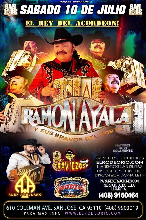 Obtener información y comprar entradas para Ramon Ayala  en elrodeorio.com.
