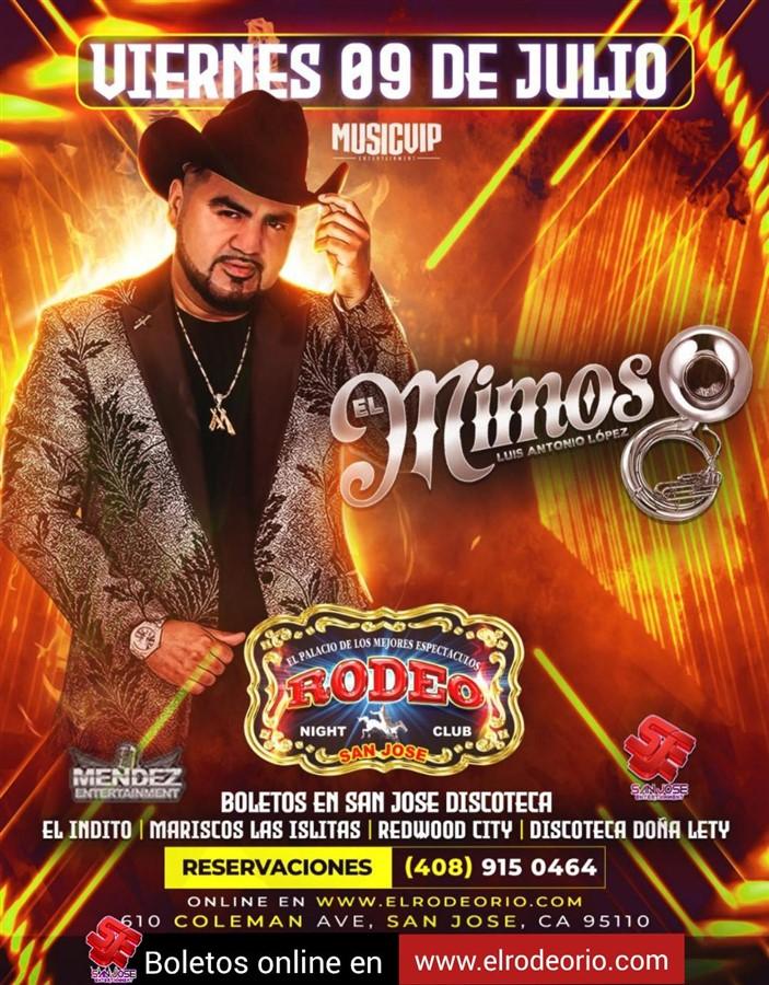 Obtener información y comprar entradas para El Mimoso  en elrodeorio.com.