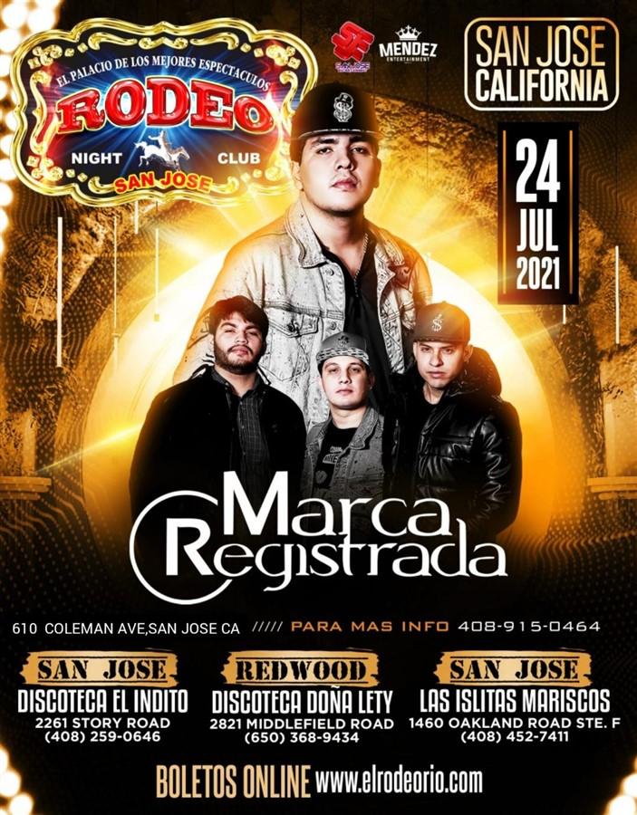 Obtener información y comprar entradas para Marca Registrada  en elrodeorio.com.
