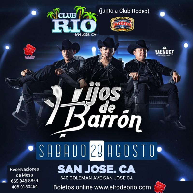 Obtener información y comprar entradas para Los Hijos de Barron  en elrodeorio.com.