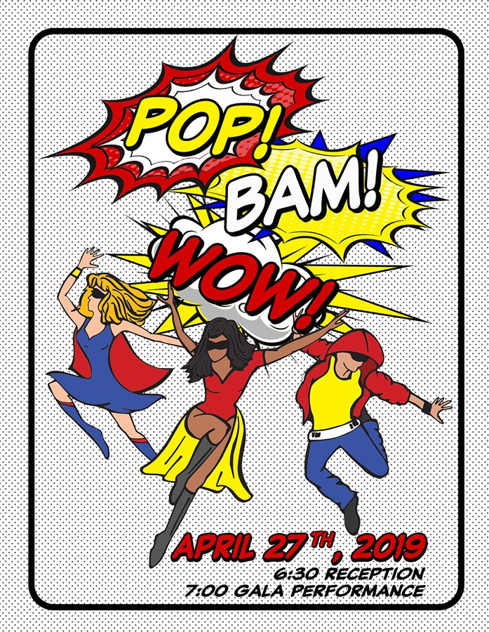 Get Information and buy tickets to Pop! Bam! Wow! Gala benefitting Seattle Children