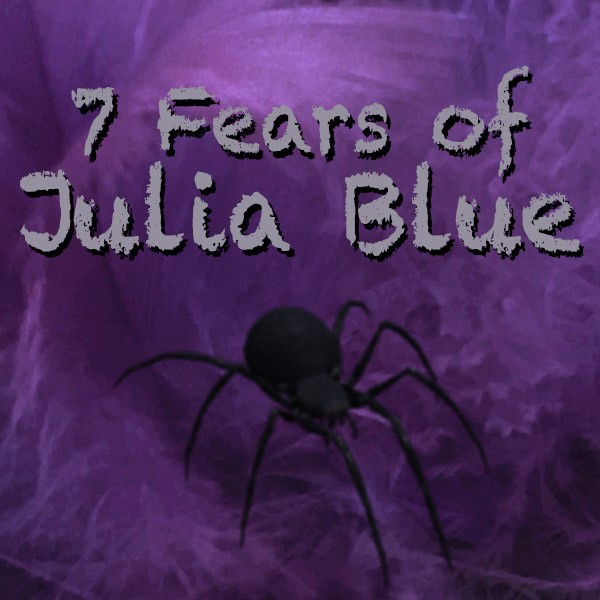 Get Information and buy tickets to The 7 Fears of Julia Blue A Halloween Show on Blue Dog Dance