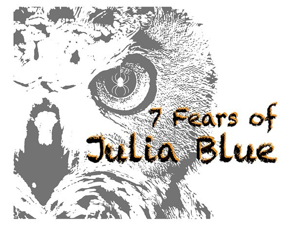 Get Information and buy tickets to The 7 Years of Julia Blue 5:30pm Blue Dog Dance