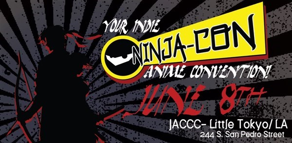 Get Information and buy tickets to Ninja-Con 2014 Your Indie Anime & Asian Culture Convention on